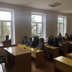 Відбувся семінар на тему: «Методика виконання курсової роботи студентами сп...