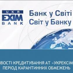 Дуальна освіта. Особливості кредитування АТ «Укрексімбанк»...
