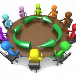 Відбувся круглий стіл на тему: «Система банківських переказів як об'єктивна...